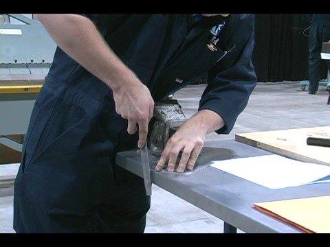 Skills Canada 2008 – Aircraft Maintenance