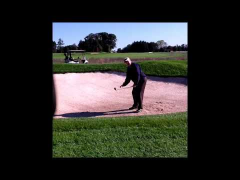 Golf Lesson Sand Shot Learn More About Golf