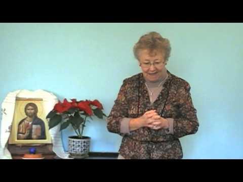 Hélène Séjournet : Apprendre par coeur l'Evangile - Introduction 2