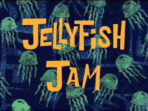 Spongebob - Jelly Fish Jam (4 Hour Edition)