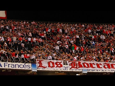 Video - CHE BOSTERO VIGILANTE VOS CORRES EN TODAS PARTES - River Plate vs Quilmes - Torneo Final 2013 - Los Borrachos del Tablón - River Plate - Argentina