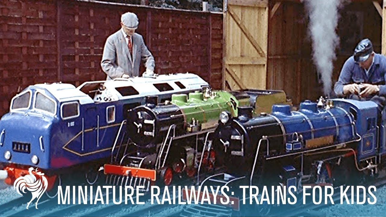 Miniature Railways | British Pathé