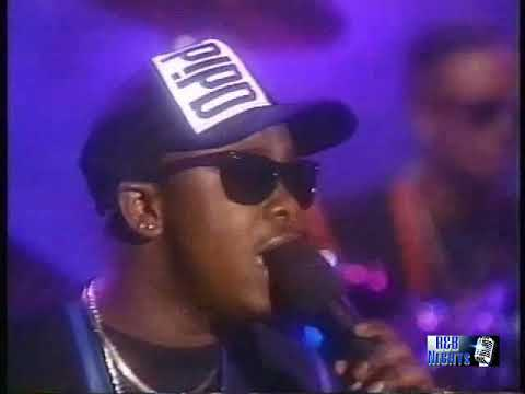 Jodeci W/Stevie Wonder - Lately ( Live )