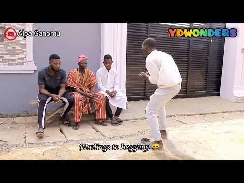 REAL HOUSE OF COMEDY    SHAKU SHAKU BEGGER   Baba Agba Tv    Ogaflex comedy (Ydwonders comedy)