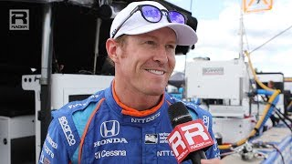 Scott Dixon was fastest among the Honda drivers in qualifying at Road America, but more than one second slower than Chevy-powered polesitter Helio Castroneves. He tells RACER about the odd tire discrepancies that left him fifth on the grid.Subscribe to The Racer Channel here:http://www.youtube.com/theracerchannel?sub_confirmation=1Visit The RACER Channel for more video:http://www.youtube.com/TheRacerChannelConnect with RACER Online:Visit RACER.com for daily racing news: http://www.racer.comRACER on Facebook: http://www.facebook.com/RACERmagazineRACER on Twitter: http://twitter.com/racermag