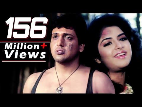 तू पागल प्रेमी आवारा | Shola Aur Shabnam (1992) | Bollywood Love Song | Govinda Divya Bharati Hits