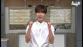 #SuperJunior Cooking? Cooking! with Chef #Leeteuk