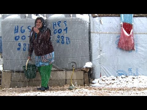 Lebanon: Syrian Refugees Weather First Winter Storm