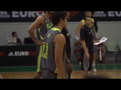 Raul Neto adidas EuroCamp highlights