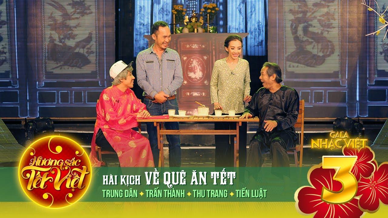 Hài Trấn Thành 2014: Về Quê Ăn Tết