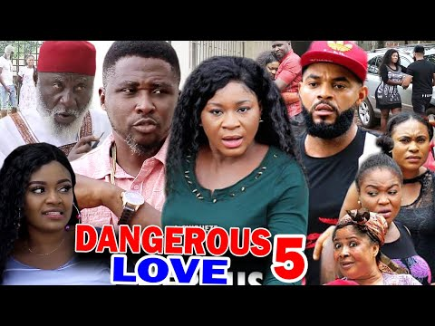 DANGEROUS LOVE SEASON 5 - (New Movie) Destiny Etiko 2020 Latest Nigerian Nollywood Movie Full HD