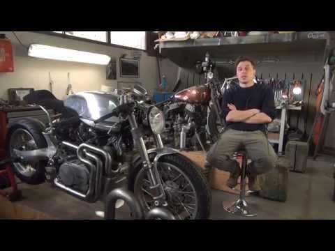 Plan B Motorcycles e l'arte della motocicletta