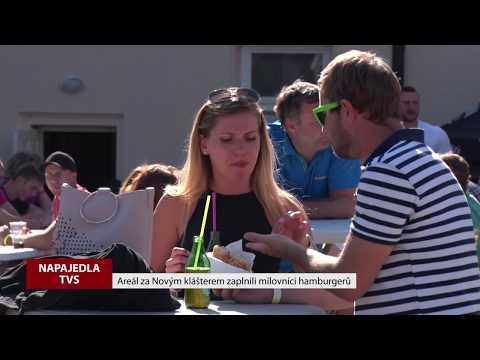 TVS: Napajedla - Burger Fest