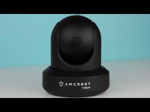 Amcrest ProHD 1080P WiFi Wireless IP Security Camera Review