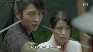 Video Moon Lovers EP 11 :: SO SOO MOMENTS :: PART 6 MP3, 3GP, MP4, WEBM, AVI, FLV Maret 2018