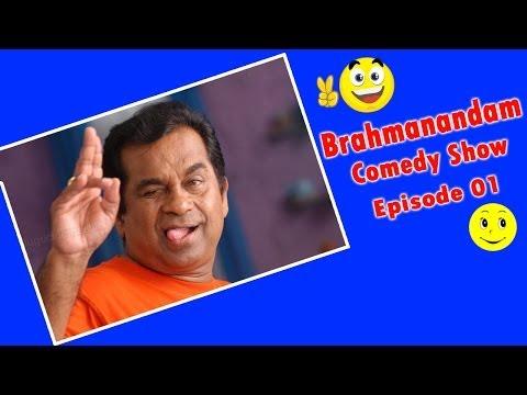 Brahmanandam Comedy Show Episode - 01 || Full Length Comedy