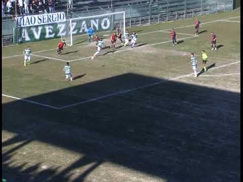 Campionato di serie D 2018/19 Avezzano - Sangiustese 1-0