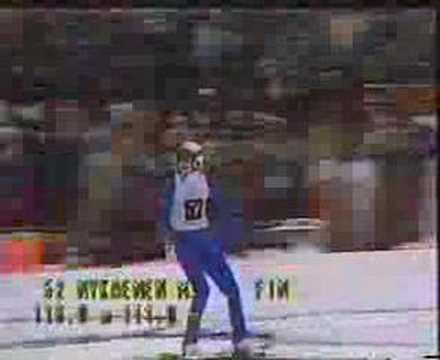 1984 Olympic Large Hill - Matti Nykänen tekijä: TheFinnKingIII