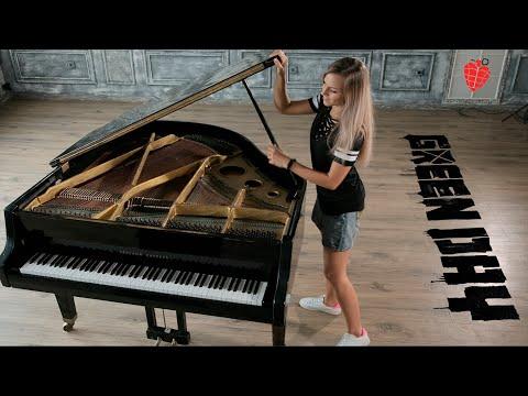 "Green Day  ""Boulevard of Broken Dreams"" Cover by Alexandra Kuznetsova"