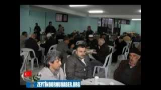 Ak Parti Zeytinburnuİlçe Başkanlığı Yenidoğan Camisinde Sabah Kahvaltısı Verdi