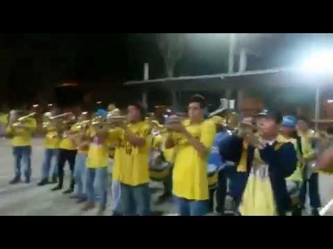 Vamos a volver ! ! ! LA BANDA DEL LEOPARDO - FORTALEZA LEOPARDA SUR 2015 - Fortaleza Leoparda Sur - Atlético Bucaramanga