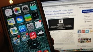 NEW Jailbreak IOS 7 And 6.1.3 IPhone 5S, 5C, 5, 4S  IPod Touch 5th 4th Gen IPad 3, 4, 5 Get C 877440