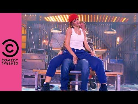 "Jenna Dewan-Tatum Performs Ginuwine's ""Pony""   Lip Sync Battle"