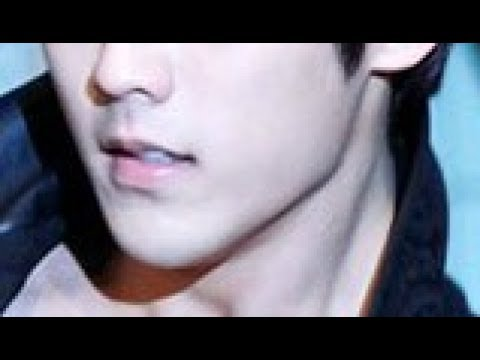 15 Sexy Photos of Male Idols' Jawlines You Have To Try And Recognize !!