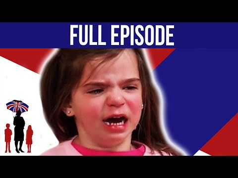 The Atkinson Family Full Episode | Season 7 | Supernanny USA