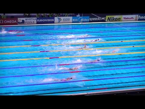 4×200 Freestyle Relay Women, Final. Swimming World Championships BCN 2013. USA Gold Medal