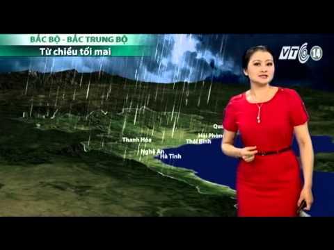VTC14_Thời tiết cuối ngày 01.08.2013