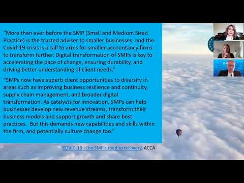 Embedded thumbnail for Future of SMPs: Business Diversification Through Offering New Services [EN]