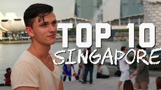Video Top 10 Places to Visit in Singapore / BEST OF SINGAPORE ! MP3, 3GP, MP4, WEBM, AVI, FLV Februari 2019
