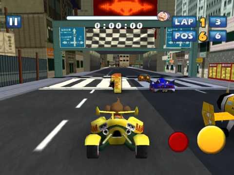 Sonic & Sega All-Stars Racing IOS