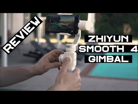 Zhiyun Smooth 4 - First Smartphone Gimbal With Follow Focus! - Full Review | Momentum Productions