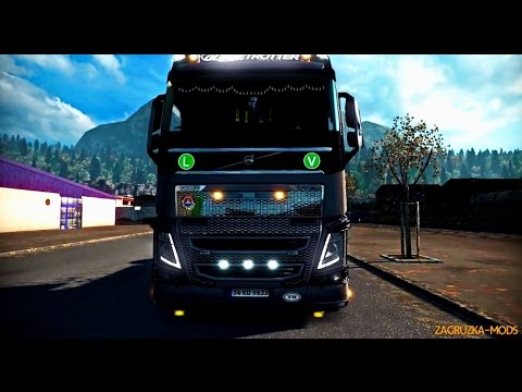 Volvo FH16 2012 Edit Version + Cabin Accessories DLC
