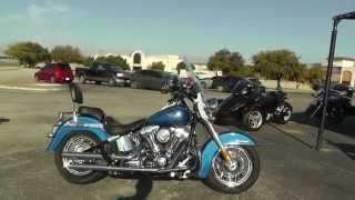 6. 018905 - 2010 Harley Davidson Softail Deluxe FLSTN - Used Motorcycle For Sale