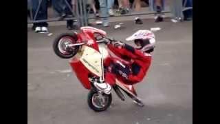 kejuaraan balap moto GP mini Indonesia