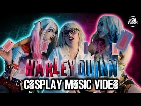 Harley Quinn Cosplay Music Video
