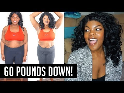 HOW I LOST 60 POUNDS  WEIGHT LOSS MOTIVATION