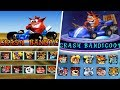 Characters Comparison | Road To CTR Nitro