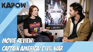 Kapow! Captain America: Civil War Review