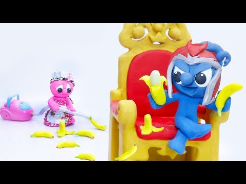 CLAY MIXER: X MEN RISE OF THE MUTANTS DARK PHOENIX  Play Doh Cartoons For Kids
