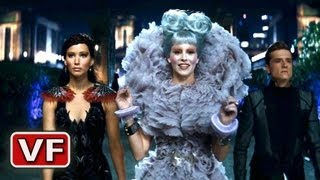 Hunger Games 2 : l'Embrasement Bande Annonce VF - YouTube