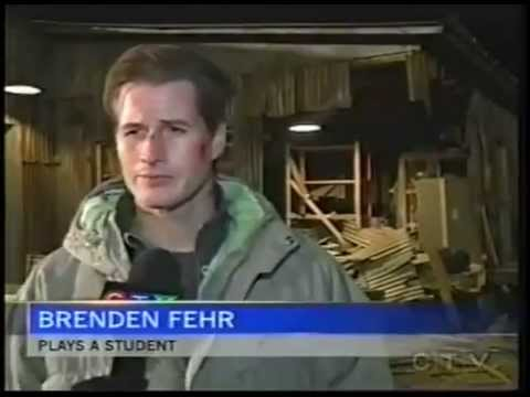 Brendan Fehr - 13 Eerie interview