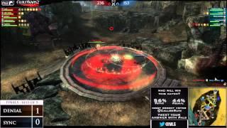 Sync vs Denial Esports - Game 2 - MLG Guild Wars 2 Invitational