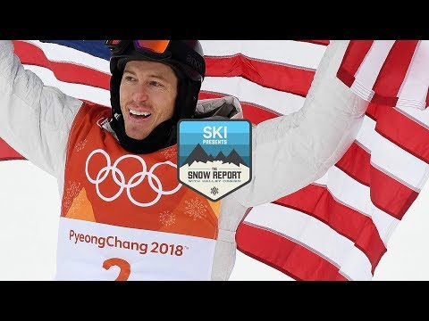 Shaun White Gets Gold! // The Snow Report Olympics Show (Feb 14)