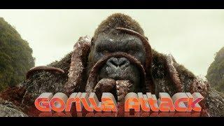 Gorilla Attadubbing In Hindi Hollywood Movie    Dubbing In Hindi Hollywood Movie