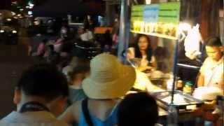 103 Dias # 0254 - Dia 58 (Tailândia): Padthai Mais Disputado De Bangkok