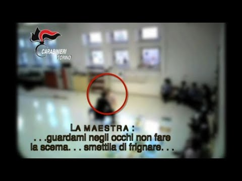 "Turin: maltratos a niños en ""Asilo nido"" (VIDEO)"
